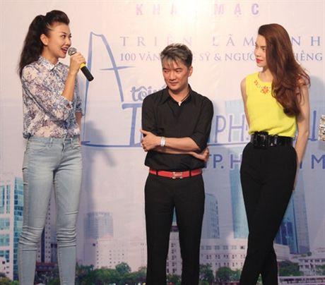 Ban than Ha Ho: Thanh Hang doi nguoc Mr Dam - Anh 2