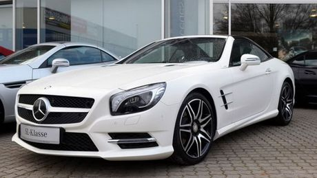 Mercedes SL400 2LOOK Edition 2015 rao ban hon 4 ty dong - Anh 1