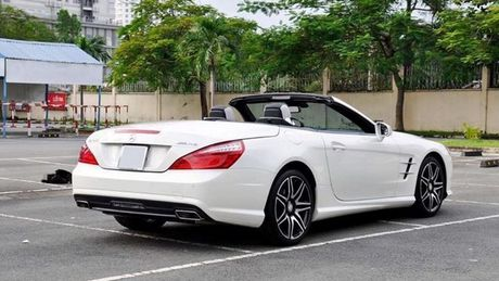 Mercedes SL400 2LOOK Edition 2015 rao ban hon 4 ty dong - Anh 2
