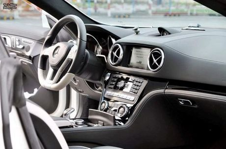 Mercedes SL400 2LOOK Edition 2015 rao ban hon 4 ty dong - Anh 3