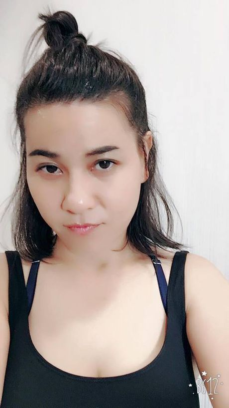 Cat Phuong buc xuc voi tit bao 'khoc thet vi nu hon Kieu Minh Tuan' - Anh 1