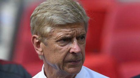 Tuong lai cua Arsene Wenger tung khien phong thay do Arsenal 'day song' - Anh 1