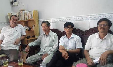 Co can bo Tai nguyen lien quan vu 'dang o on dinh bong nhien co 'nguoi la' den doi dat o Bac Lieu'? - Anh 1