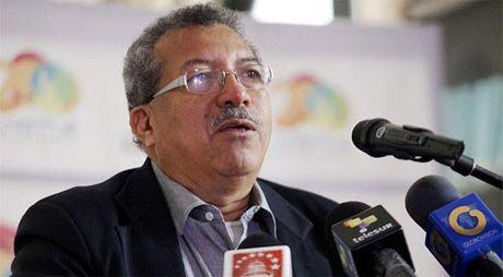 Venezuela bac bo tuyen bo tai hoi nghi Ngoai truong Lima - Anh 1