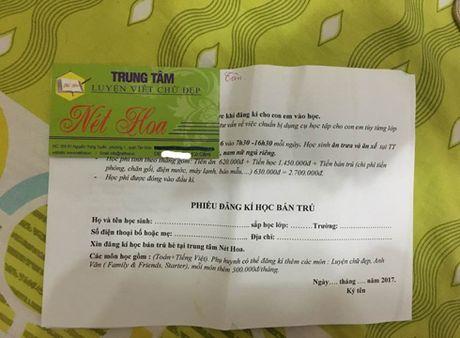 Lai xuat hien them Trung tam co day them tieu hoc tren dia ban quan Tan Binh - Anh 1