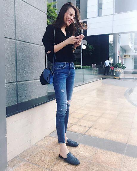 """Giua on ao duoc Cuong Do La """"tha thinh"""", Dam Thu Trang bat ngo noi chuyen """"yeu kin tieng"""" - Anh 3"""