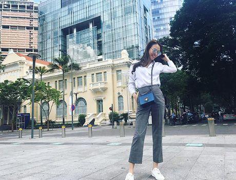 """Giua on ao duoc Cuong Do La """"tha thinh"""", Dam Thu Trang bat ngo noi chuyen """"yeu kin tieng"""" - Anh 5"""