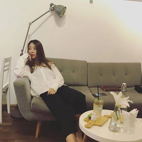 """Giua on ao duoc Cuong Do La """"tha thinh"""", Dam Thu Trang bat ngo noi chuyen """"yeu kin tieng"""" - Anh 6"""