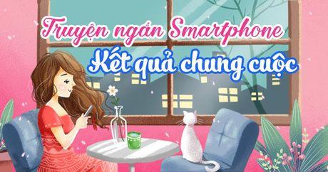 Cong bo ket qua cuoc thi Truyen ngan Smartphone - Anh 1