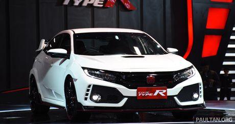 Honda Civic Type R 2018 ra mat tai Indonesia, gia hon 74.600 USD - Anh 2