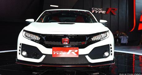 Honda Civic Type R 2018 ra mat tai Indonesia, gia hon 74.600 USD - Anh 5
