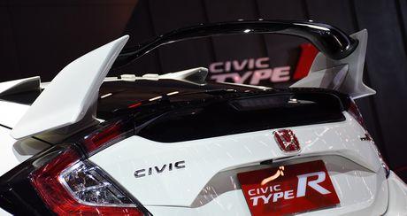 Honda Civic Type R 2018 ra mat tai Indonesia, gia hon 74.600 USD - Anh 6