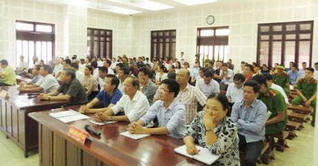 Vu buon lau hon 530 m3 go trac tai Quang Tri: Nhieu vi pham trong qua trinh to tung - Anh 1