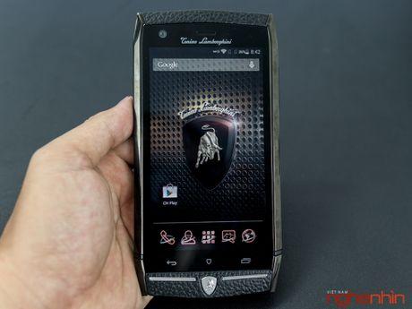 Can canh smartphone sieu xe Tonino Lamborghini 88 Tauri gia 100 trieu dong - Anh 18
