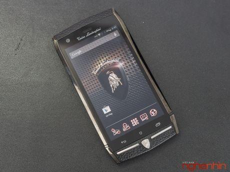 Can canh smartphone sieu xe Tonino Lamborghini 88 Tauri gia 100 trieu dong - Anh 31