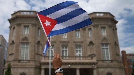 My truc xuat hai nha ngoai giao Cuba - Anh 1