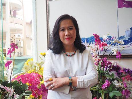 Chu tich Hoi Nha van Ha Noi Nguyen Thi Thu Hue: Rong cua don nha van tre vao hoi - Anh 1