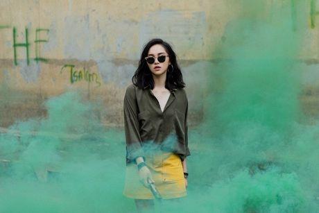 Pham Dieu Linh: 'The Look biet dau se la buoc ngoat lon trong cuoc doi minh' - Anh 12