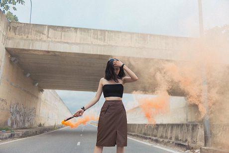 Pham Dieu Linh: 'The Look biet dau se la buoc ngoat lon trong cuoc doi minh' - Anh 15