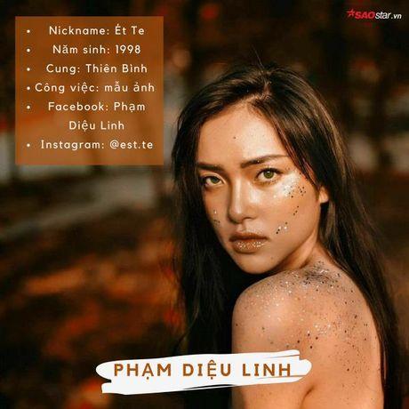 Pham Dieu Linh: 'The Look biet dau se la buoc ngoat lon trong cuoc doi minh' - Anh 1