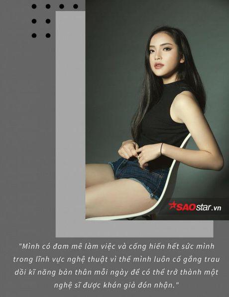 Pham Dieu Linh: 'The Look biet dau se la buoc ngoat lon trong cuoc doi minh' - Anh 2
