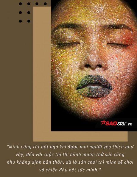 Pham Dieu Linh: 'The Look biet dau se la buoc ngoat lon trong cuoc doi minh' - Anh 6