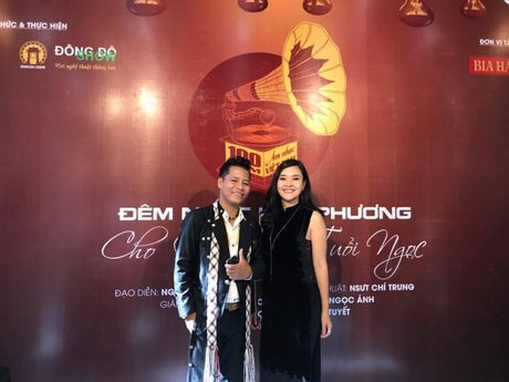 Le Anh Tuyet, Ploong Thiet hat nhac tinh Lam Phuong - Anh 2