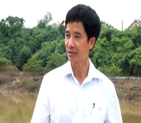 Cong ty TNHH MTV KTCTTL Bac Hung Hai: Khac phuc su co tai cong Xuan Quan - Anh 2