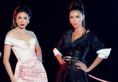 Het doi dau Lan Khue, Minh Tu tiep tuc 'chong' team Pham Huong - Anh 1