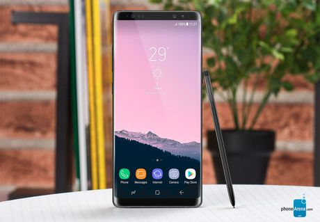 Galaxy Note 8 phien ban 'de vuong' co gi hap dan? - Anh 1