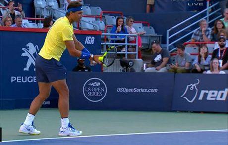 Rogers Cup 2017: Nadal va Federer deu co chien thang de dang - Anh 1