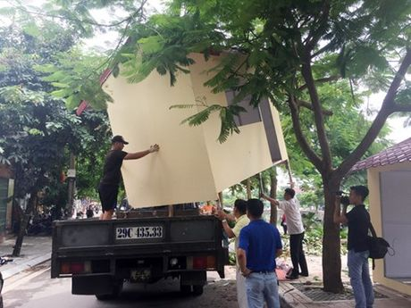 Pho di bo Trinh Cong Son lui ngay khai truong sang thang 10 - Anh 1
