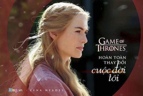 'Nu hoang Cersei' Lena Headey: Linh hon cua 'Game of Thrones' - Anh 2