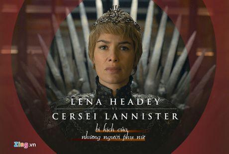 'Nu hoang Cersei' Lena Headey: Linh hon cua 'Game of Thrones' - Anh 3