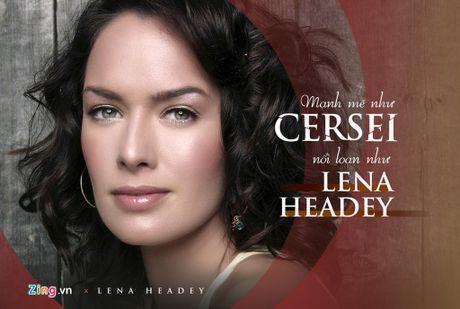 'Nu hoang Cersei' Lena Headey: Linh hon cua 'Game of Thrones' - Anh 4