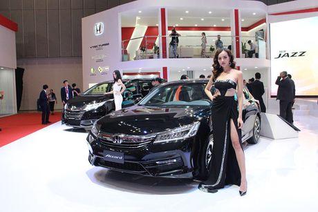 Honda giam gia gan 200 trieu dong cho 3 mau oto - Anh 3