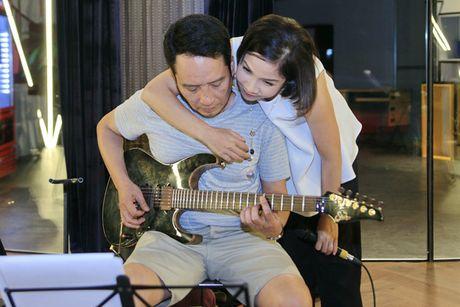 My Linh, Thanh Lam tap luyen cho dem '5 giong ca vang: Nho thu Ha Noi' - Anh 1