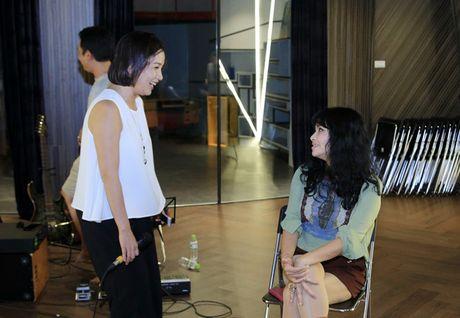 My Linh, Thanh Lam tap luyen cho dem '5 giong ca vang: Nho thu Ha Noi' - Anh 4