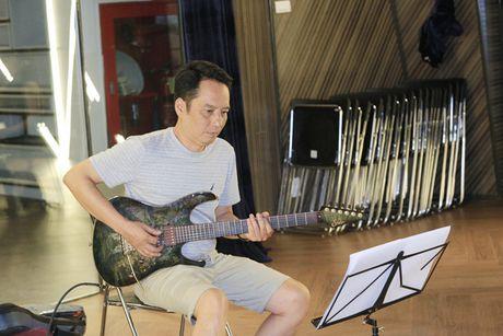 My Linh, Thanh Lam tap luyen cho dem '5 giong ca vang: Nho thu Ha Noi' - Anh 8