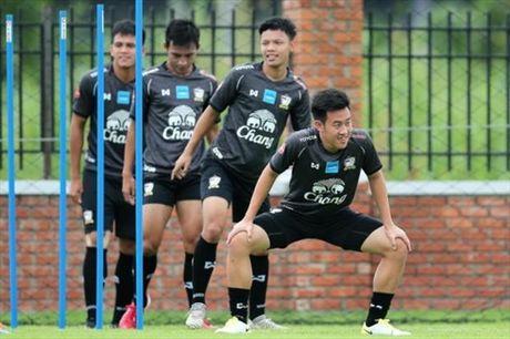 U22 Thai Lan tiep tuc mat quan - Anh 1