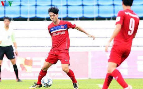 U22 Viet Nam ket thuc tap huan Han Quoc, thang tien du SEA Games 29 - Anh 1