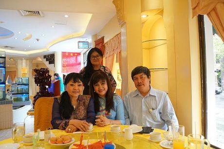 Ca si Huong Lan trai long ve nhung ky niem voi nhac si Bac Son - Anh 3