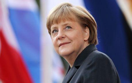 Bau cu Duc: Chi so tin nhiem cua Thu tuong Merkel bat ngo sut giam - Anh 1