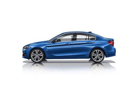 BMW 'nha hang' xe sang gia re 1 Series Sedan moi - Anh 2