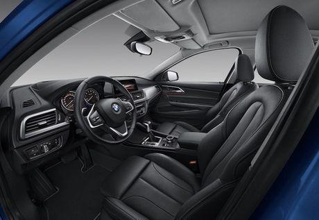 BMW 'nha hang' xe sang gia re 1 Series Sedan moi - Anh 4