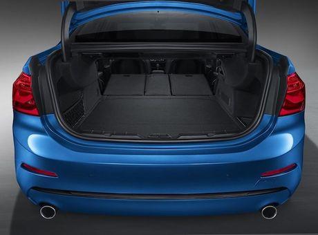 BMW 'nha hang' xe sang gia re 1 Series Sedan moi - Anh 6