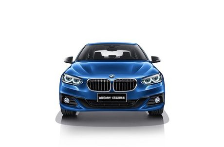 BMW 'nha hang' xe sang gia re 1 Series Sedan moi - Anh 7