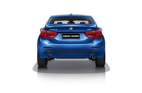 BMW 'nha hang' xe sang gia re 1 Series Sedan moi - Anh 8