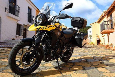 Xe moto Suzuki V-Strom 250 'chot gia' 136 trieu dong - Anh 9