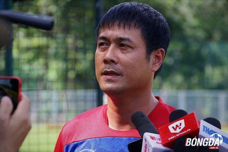 SEA Games 29: Huu Thang hua mang vinh quang ve cho to quoc - Anh 1